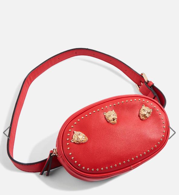 Top shop belt bag